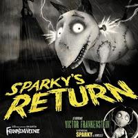 "Crítica / Review de la Película ""Frankenweenie"" de Tim Burton"