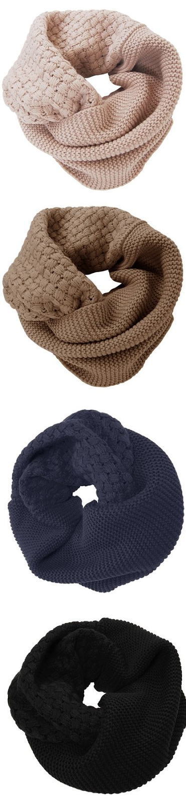 Beautiful Fall Scarves