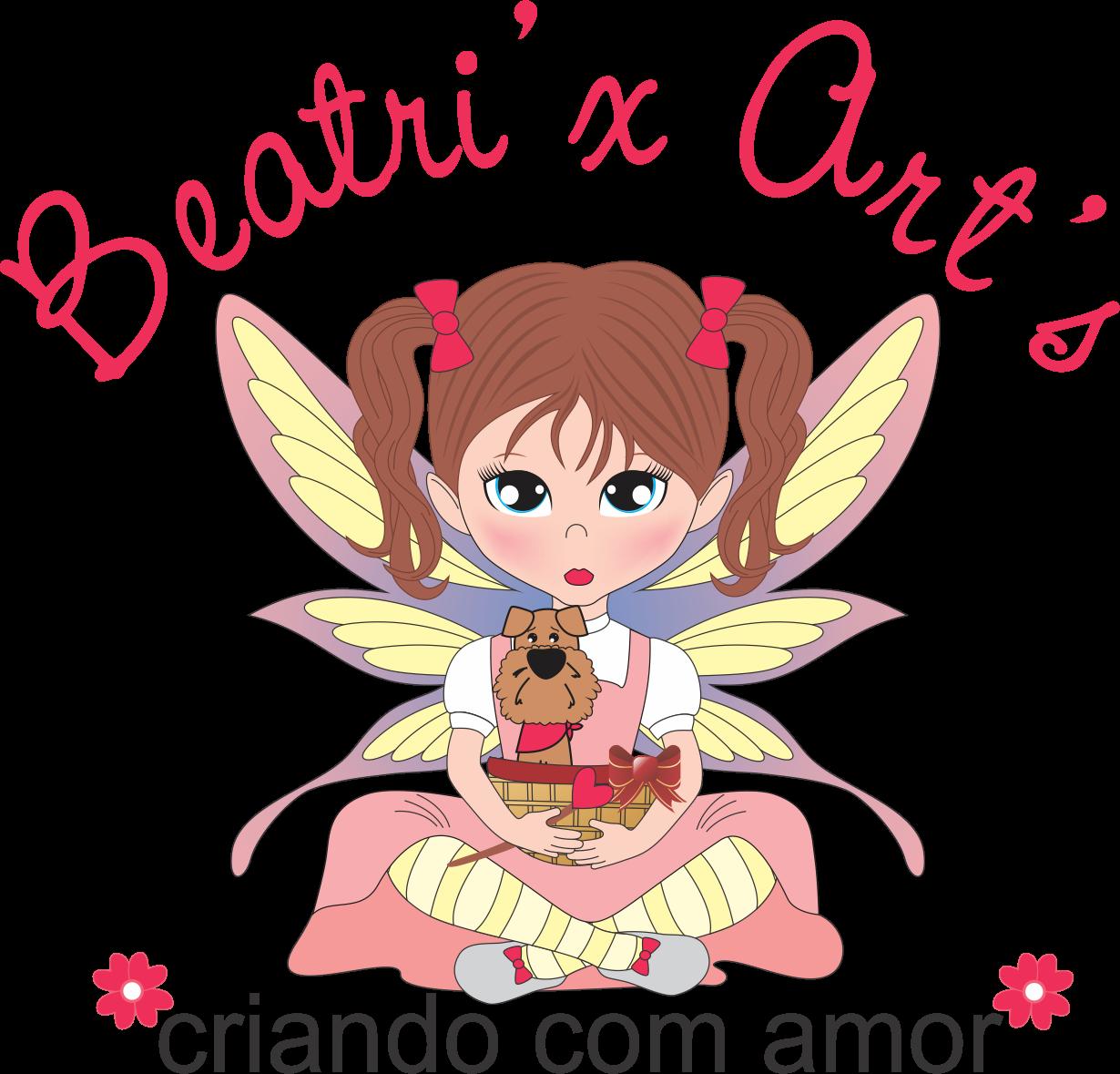 Criando com Amor Beatri'x Art's