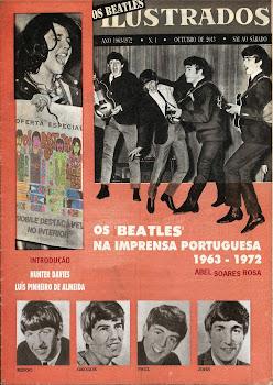 Novo Livro, Novembro 2013: Os Beatles Ilustrados