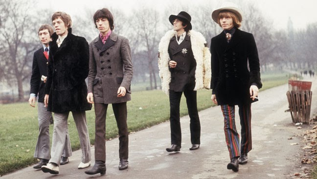 When You Motor Away...: Rolling Stones Friday: Ruby Tuesday