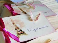 Zaproszenie Paris