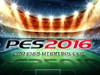 Game PES 2016 Apk + Data Android Terbaru