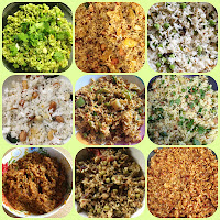 51 Rice Varieties from The Rice Pot
