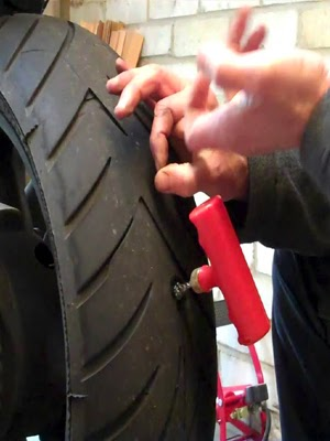 Tyre puncture pune