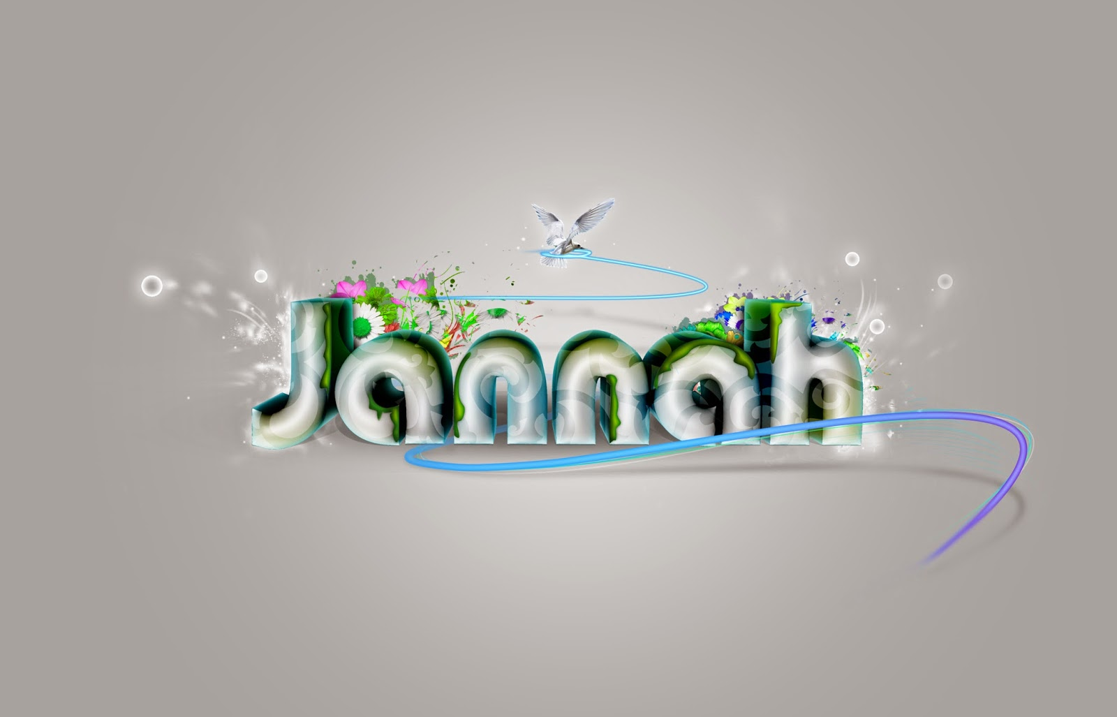 Some Quranic verses and Hadith about life in Jannah ♥ In Shaa Allah