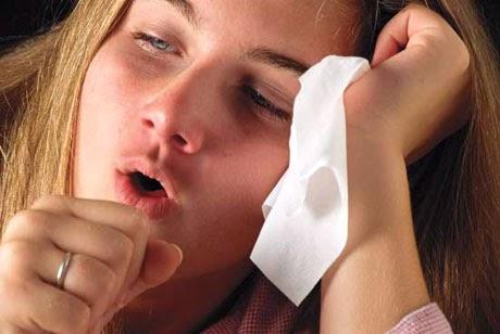 batuk kering