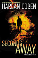 seconds away by harlan coben book cover