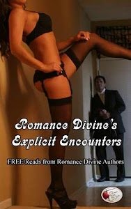 Romance Divine's Explicit Encounters (The Cooper Stud Ranch: The Early Years by Jodi Olson)