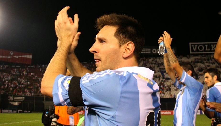 Messi, Mundial Brasil 2014, parte 2