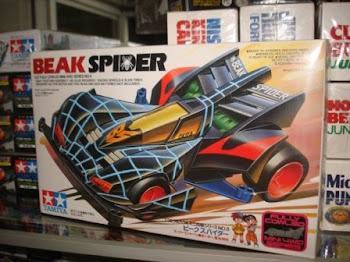 BEAK SPIDER 65K