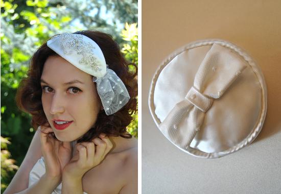 Cappelli per la sposa, accessori per capelli da sposa