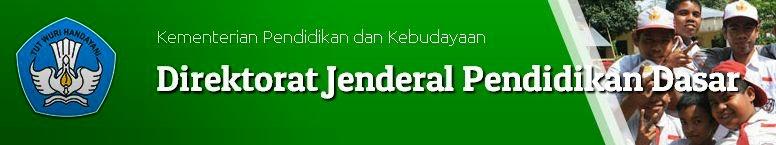 Web Ditjen Dikdas Kemdikbud