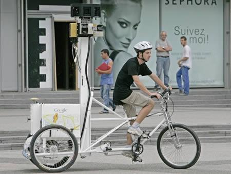 6 Pekerjaan Paling Enak di Dunia: Pengendara Sepeda untuk Google Maps