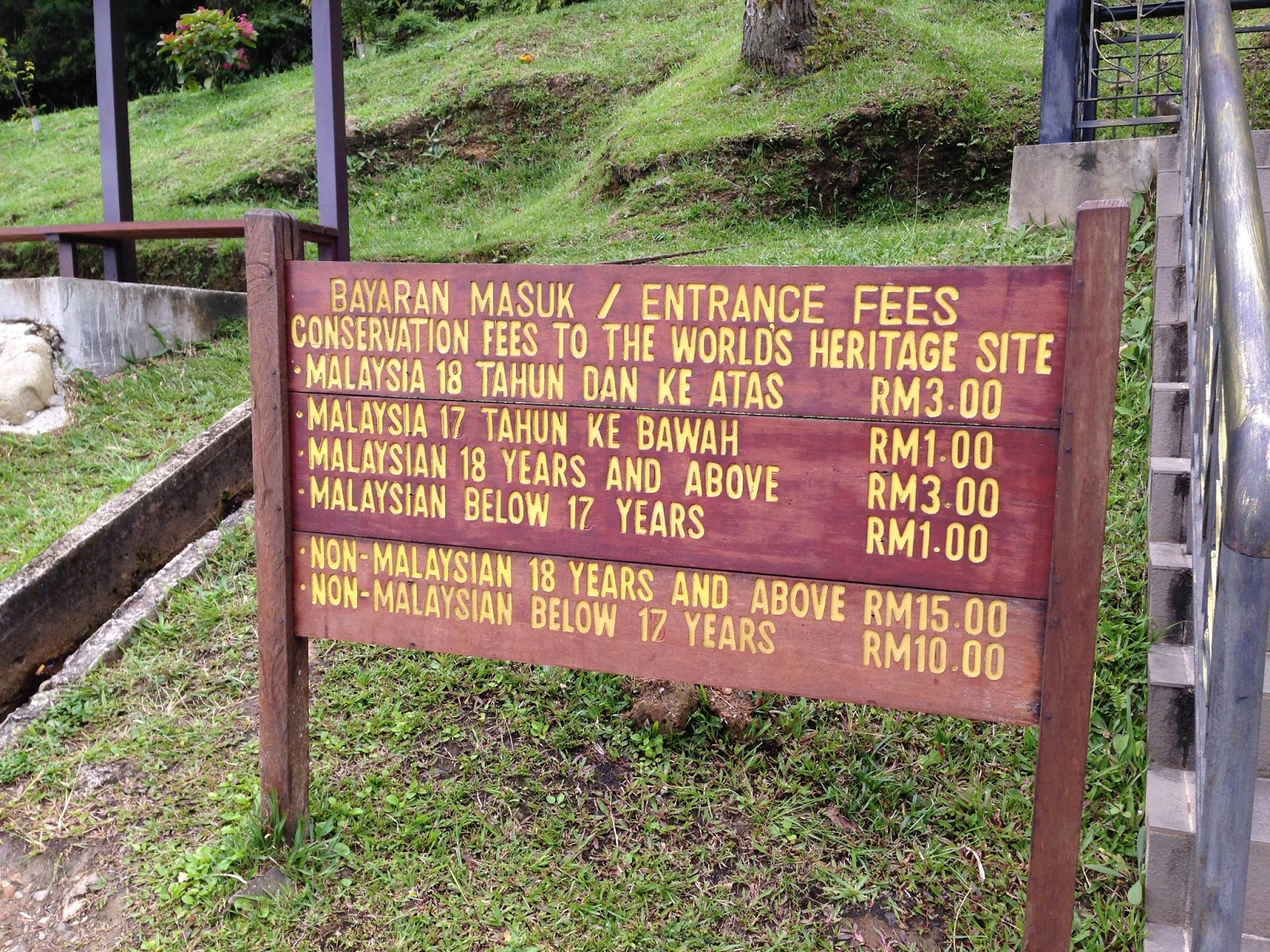 Park Entrance Fee