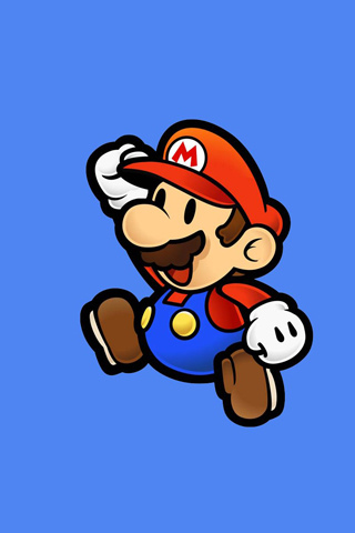 Mario cartoon wallpaper