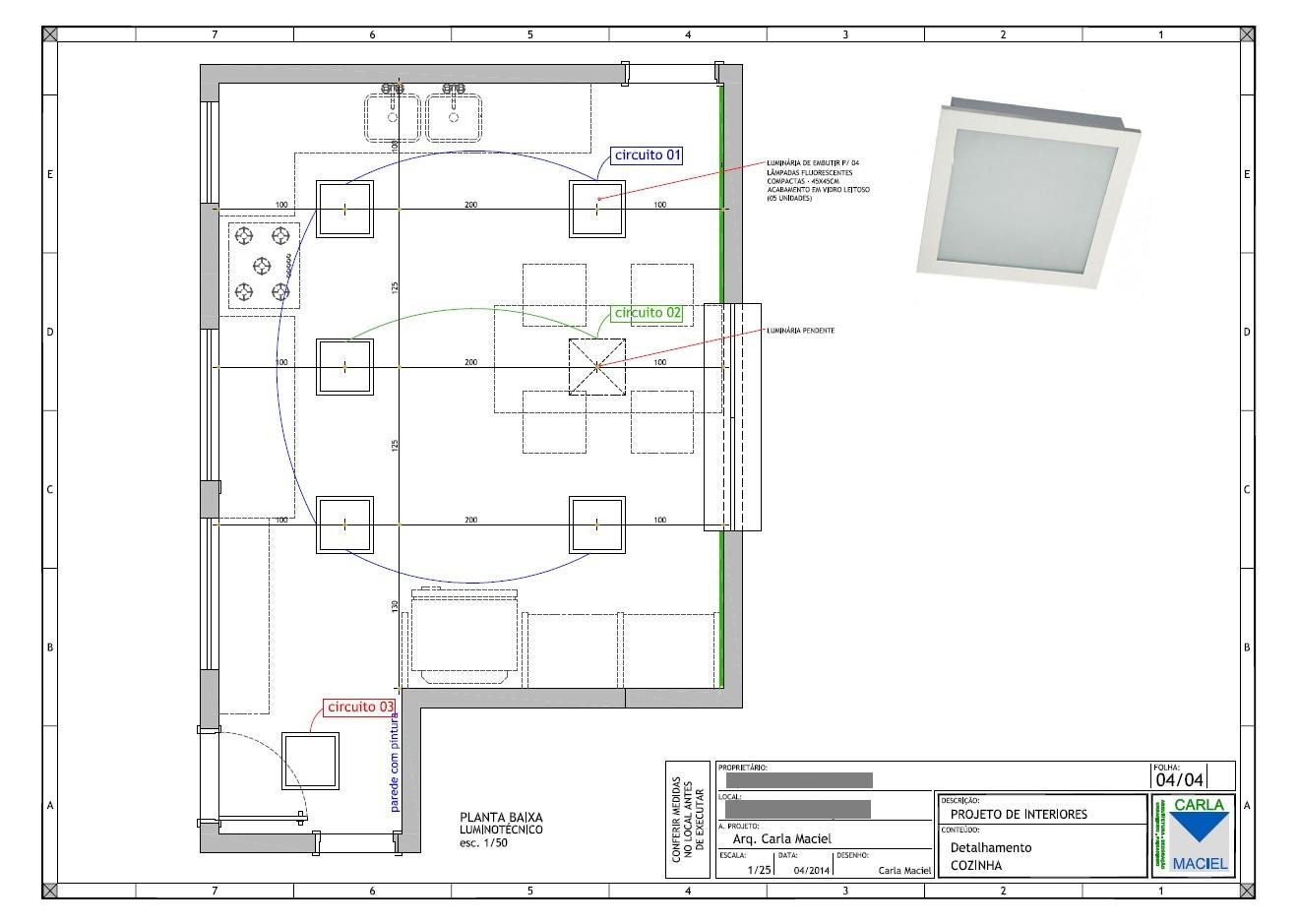 blog de decoração Arquitrecos: Projeto On line #2465A7 1320 939