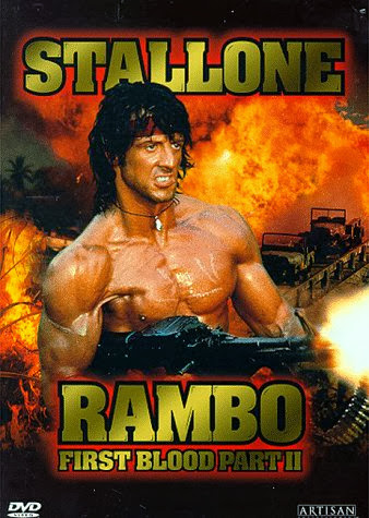 Rambo: Đổ Máu Phần 2 - Rambo: First Blood Part 2