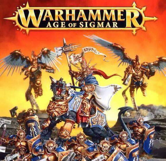 Nothing but Games Workshop friendly Warhammer Age of Sigmar!