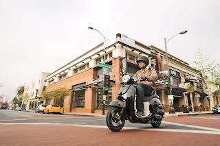Honda Scooters 49cc Metropolitan 2013