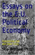Essays on the E.U. Political Economy