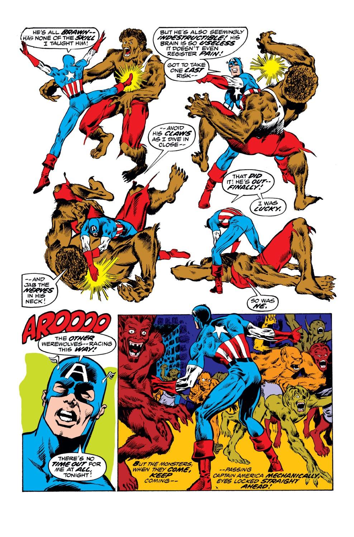 Captain America (1968) Issue #164 #78 - English 18