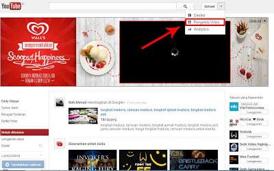 Cara Daftar Google Adsense Melalui Youtube