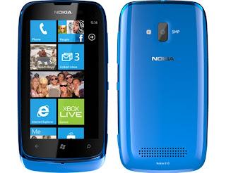 NOKIA Lumia 610 (RM-835)