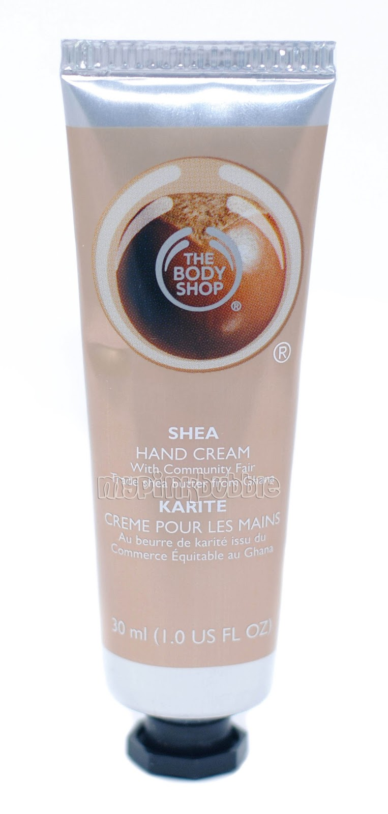Body shop crema manos karite