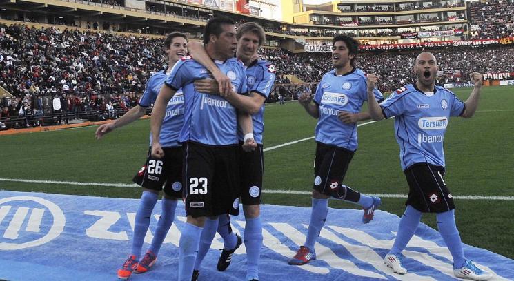 los mejores goles de belgrano de cordoba en el torneo inicial 2012