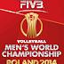 VOLEIBOL - Mundial masculino 2014 (Katowice, Polonia)