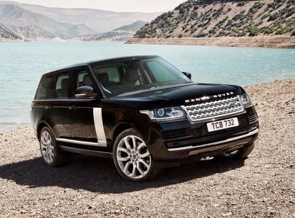 новый Range Rover в Украине 2013