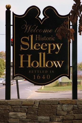 OTIS (Odd Things I've Seen): Salem vs. Sleepy Hollow, Part I