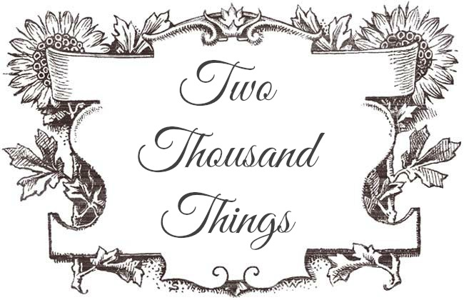 Two Thousand Things