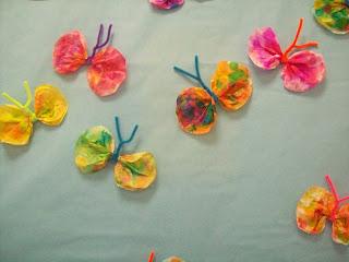 Ba l m gico de recursos bienvenida primavera for Decoracion primavera infantil