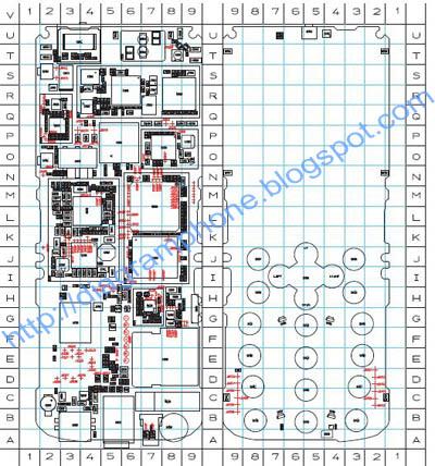 Nokia    3110c    Schematic       Diagram     Phone    Diagram