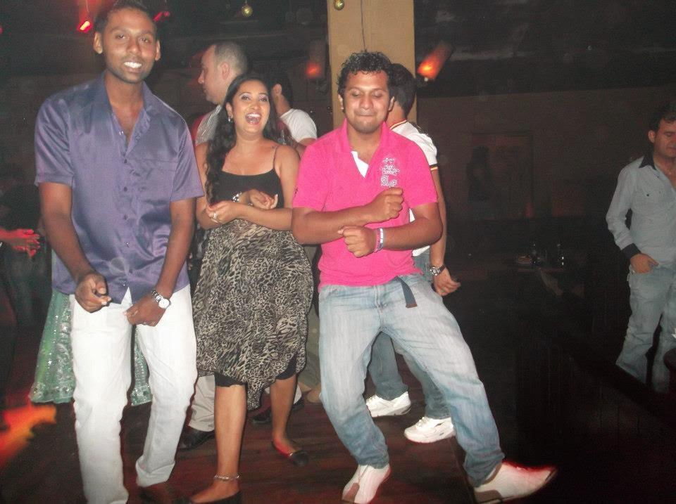 Madhu Nithyani dance