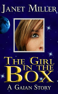 The Girl In The Box cover