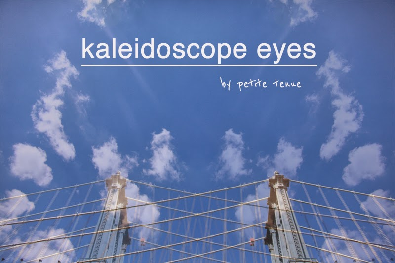 kaleidoscope eyes, by petite tenue