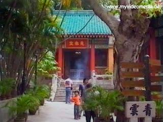 Garden Wong Tai Sin Temple
