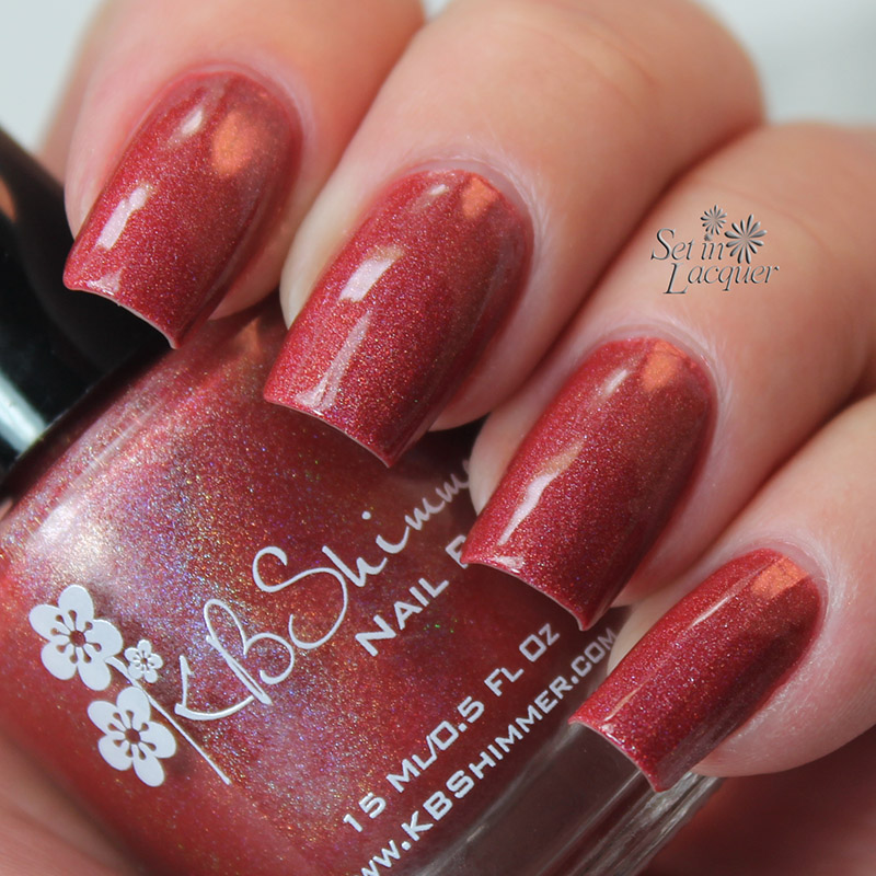 KBShimmer - Men Are From Mars-ala