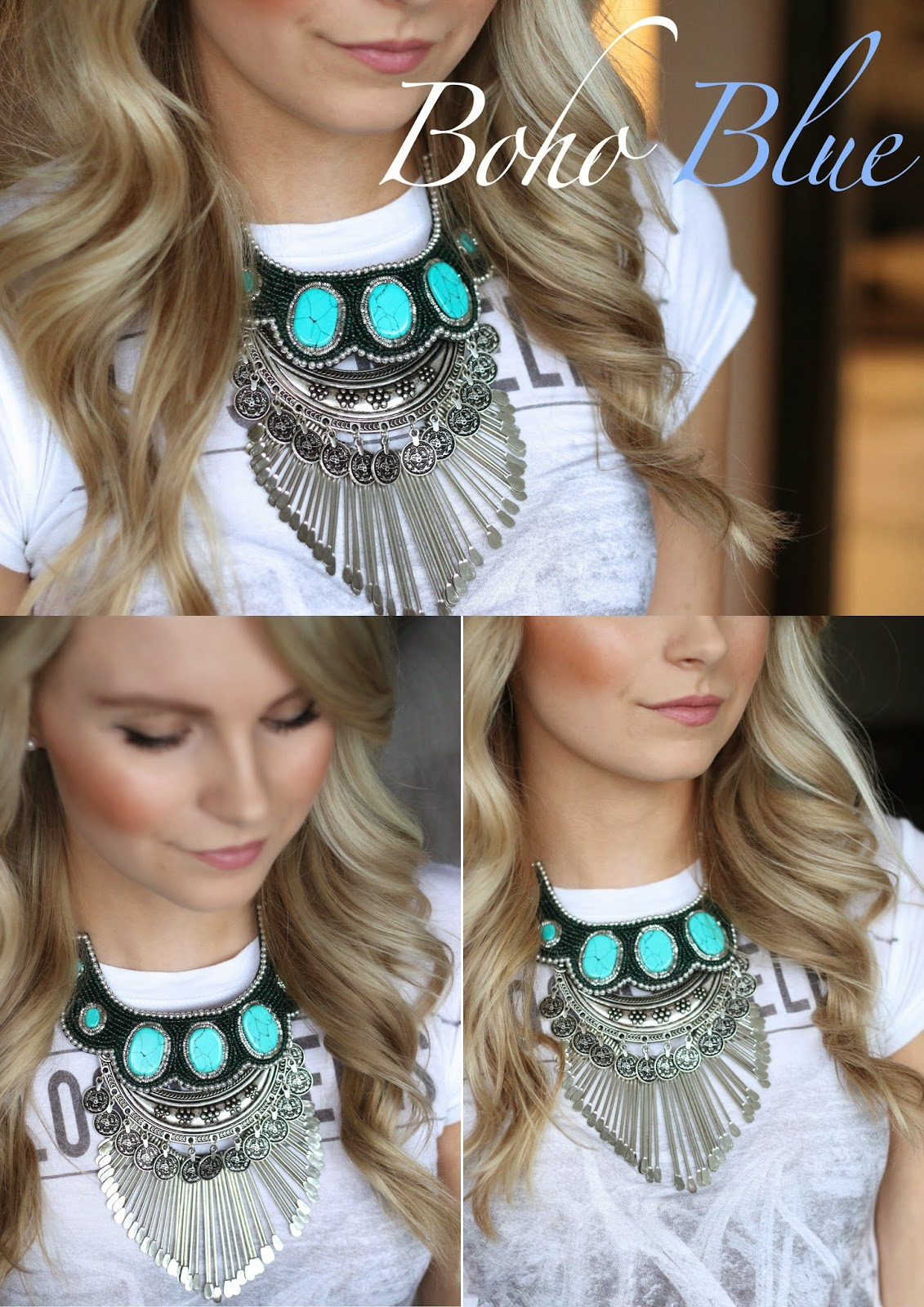 how to create a bib necklace