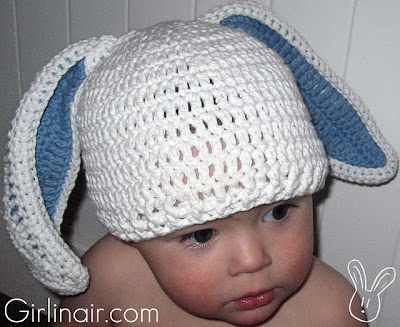 Free Pattern: Cotton crochet sun bucket floppy brim summer hat