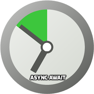 Async Await C#