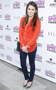 Nikki Reed & Elizabeth Olsen Hit Up Film Independent's Grant Brunch