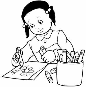 Children drawing coloring Child Coloring