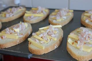 Bánh mì nướng bơ 5