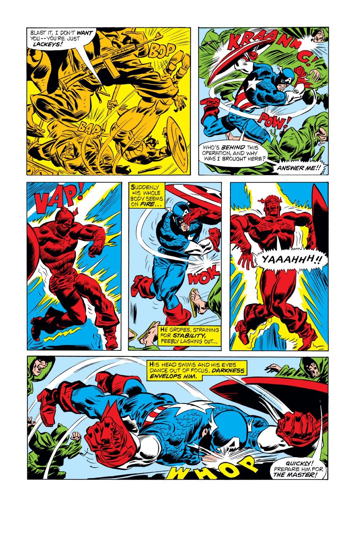Captain America (1968) Issue #187 #101 - English 17