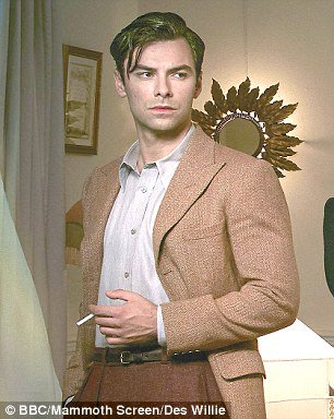 poldarked and then there were none interview with aidan