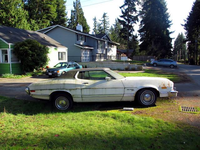 Seattle's Classics: 1973 Ford Gran Torino Sport